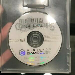 ファイナルファンタジー クリスタルクロニクル ゲームキューブ 用 ソフト