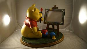 Disney ディズニー ミッキーマウス くまのプーさん 限定 レア 入手困難 フィギュア  人形