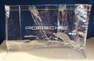 【超レア】ポルシェ ビニールトート メイソンジャー 限定イベントノベルティセット Porsche Glamorous Camp【おまけ付き/未使用品】