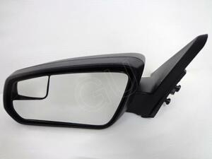 ★ フォード マスタング V6 V8 シェルビー GT 500 タイプ 左 ドア パワー ミラー ガラス 2010~ DR3Z-17683AA