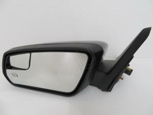 ◆ フォード マスタング V6 V8 GT 左 ドア パワー ミラー ガラス LED フット ライト 付き DR3Z-17683DA BR3Z-17683AA DR3Z-17683CA エアロ