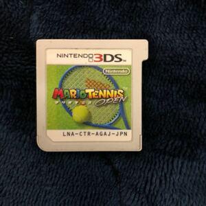 マリオテニスオープン 3DSソフト