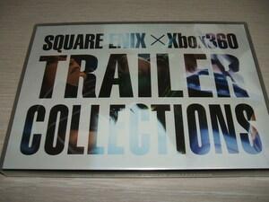 未使用 DVD SQUARE ENIX X Xbox360 TRAILER COLLECTIONS / スクウェア・エニックス エックスボックス
