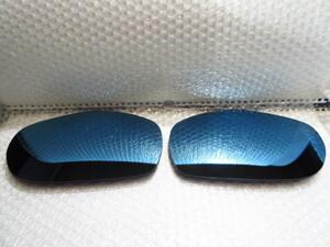 Porsche Cayenne (957) wide * blue mirror / exchange type [AutoStyle] new goods /CAYENNE/