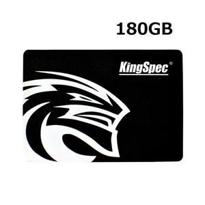 ★最安 安心の国内対応★SSD KingSpec 【2018最新型】 180GB SATA3 / 6.0Gbps 内蔵型 2.5インチ NAND 3D QLC 新品未使用