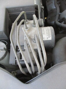 # Jaguar S type ABS control unit used 2R83-2C405-AA J01 parts taking equipped brake module caliper, rotor sensor #
