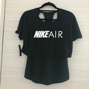 NIKE ナイキ Tシャツ 新品 レディース Mサイズ adidas