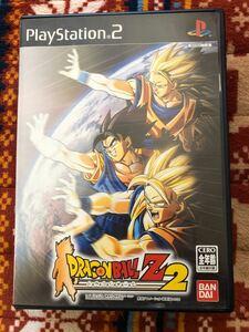 プレステ2 ドラゴンボールz2 ソフト PS2