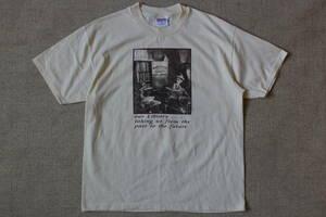 レア 美品 1990s ヴィンテージ Tシャツ 図書館 ライブラリー USA アメリカ シティライツ ブックストア シェイクスピア パウエルwhole earth