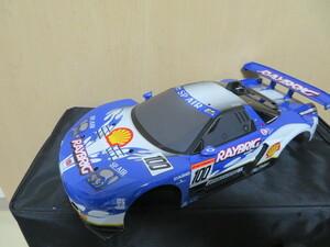 タミヤ レイブリック(RAYBRIG) NSX 2004 XB付属品