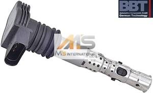 【M's】VW ゴルフ4(1J)/ポロ(9N)BBT製 イグニッションコイル 1本//06A-905-115D 06A905115D