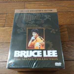 ブルース・リー DVD-BOX