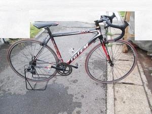 ロードバイク 自転車 アルミ 軽量 700C TOTEM シマノ14段変速   700x23c 約55x50cm