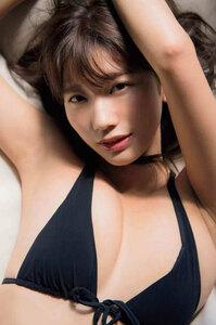 グラビアアイドル 小倉優香 まとめ売り Lサイズ50枚 水着、下着