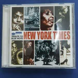 NEW YORK TIMES TRIBUTE TO BLUE NOTE MURO