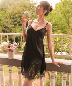 W408L セクシーランジェリー ベビードール 部屋着 ルームウェア 可愛い コスプレ衣装 下着 ロリータ  メイド服