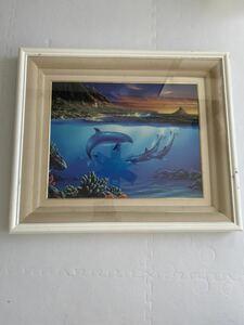 * изменить картина дельфин освещение нет