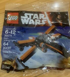 新品未開封 レゴ スターウォーズ 30278 ポーのXウィング スターファイターの出品です。LEGO STAR WARS