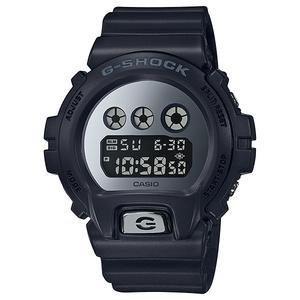 国内正規品 カシオ 時計 メンズ 腕時計 Gショック G-SHOCK ジーショック デジタル 多機能 20気圧防水 ブラック×シルバー DW-6900MMA-1JF