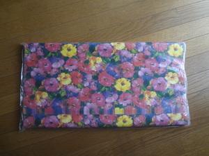 新品。かわいい包装紙、5枚セット、花柄、ラッピングペーパー、キレイ、プレゼント