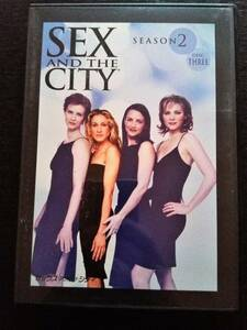 SEX AND THE CITY/SEASON2 DISC3【DVD】