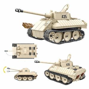LEGO互換 VK1602 ドイツ軍