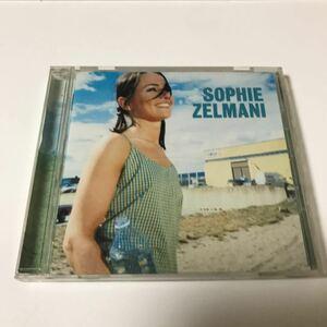 ソフィー・セルマーニ SOPHIE ZELMANI 日本盤全12曲収録 CDアルバム