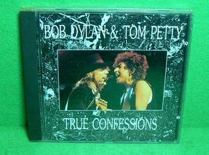 "★CD★ボブ・ディラン★BOB DYLAN★TOM PETTY★TRUE CONFESSIONS★""Live USA '86""★"