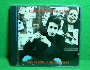 ★CD★ボブ・ディラン★Bob Dylan & The Band★LIVE IN ENGLAND, MAY 1966★