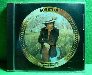 ★CD★ボブ・ディラン★BOB DYLAN★THE DAYS BEFORE HARD RAIN★The Rolling Thunder tour rehearsals★