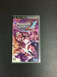 PSP ファンタシースターポータブル2