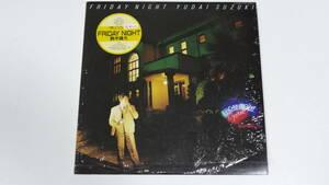 鈴木雄大 FRIDY NIGHT 白盤、非売品レコード