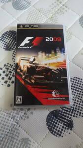 ◆即決◆ PSP F1 2009 Formula 1