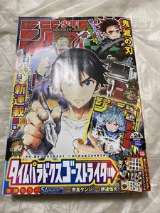 週刊少年ジャンプ No.24(6月1日号) 鬼滅の刃 最終話 限定 非売品 ノベルティ