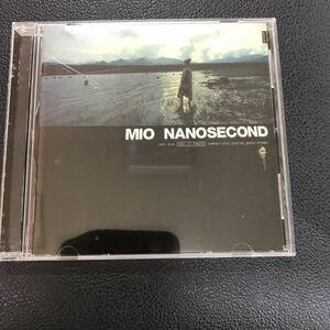 CD 中古☆【邦楽】MIO NANOSECOND