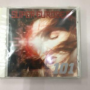 CD 中古☆【洋楽】SUPER EUROBEAT vol.101