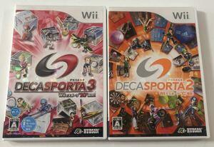 DECA SPORTA +DECA SPORTA2 + DECA SPORTA3