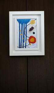 元町画廊 2021年ル・サロン入選作家「雨乞い」masao obara,praying for rain,SM 抽象画,Abstract,painting,picture(oil Banksy,martin