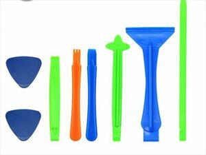 携帯電話液晶画面 修理用ツール プラスチックてこ 工具道具