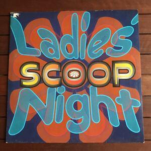 ●【eu-rap】Scoop / Ladies Night[12inch]オリジナル盤