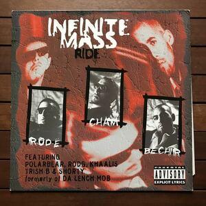 ●【eu-rap】Infinite Mass / Ride[12inch]オリジナル盤《4-1-28》