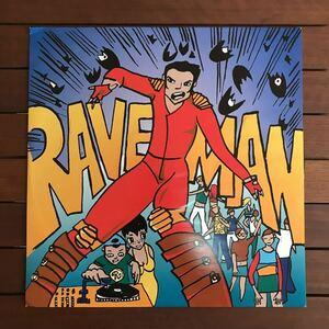 ●【house】Raveman / Raveman[12inch]オリジナル盤《2-1-29 9595》