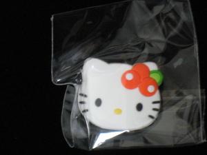 くら寿司 × HELLO KITTY くら寿司オリジナル ラバーアクセサリー ハローキティ 味付けいくら 送料無料