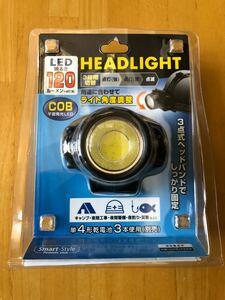 LEDヘッドライト(平面発光LED)
