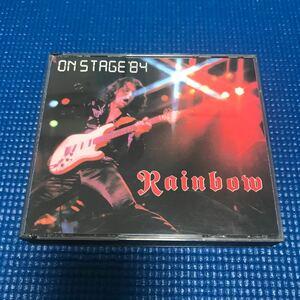 Rainbow On Stage '84 貴重盤