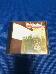 Led Zeppelin II 日本盤
