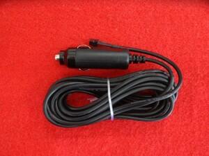コムテック ドライブレコーダー シガーソケット 電源プラグ