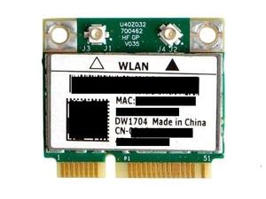 ★無線LANボード DELL DW1704