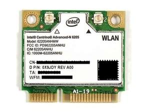 ★無線LANボード Intel Centrino Advanced-N 6205