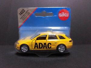 ADACアウディ A4ワゴン ロードパトロール ボーネルンド BORNELUND ジク siku 交通機動隊 JAF 高速道路 トミカサイズミニカーより少し大